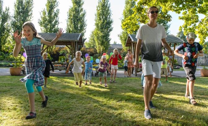 1. juunil toimub Kasevälja mänguväljaku avamine